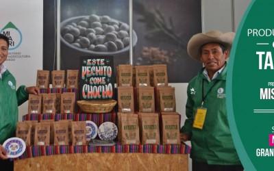 Mistura 2016: il Tarwi per l'economia delle famiglie andine
