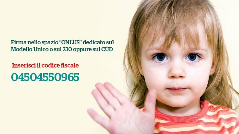 Cinque per mille Fondazione L'Albero della Vita onlus