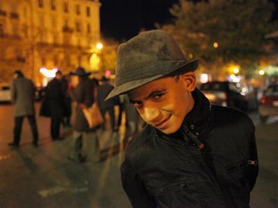Manar, il piccolo profugo siriano protagonista di un film