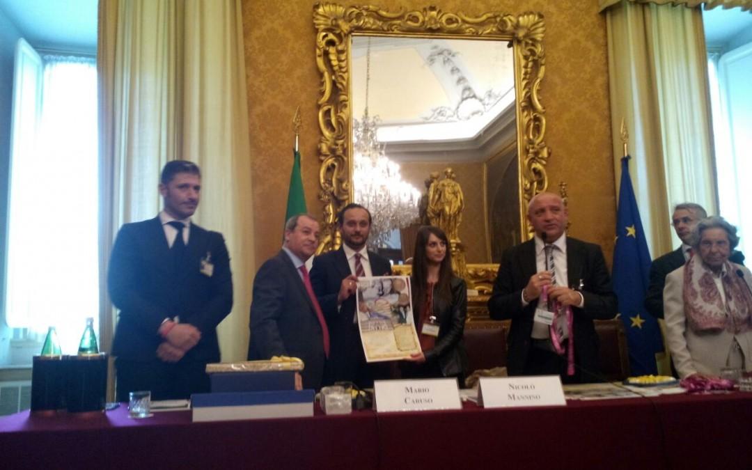 Il Premio Memorial Antonino Caponnetto alla Fondazione L'Albero della Vita per Piattaforma Infanzia