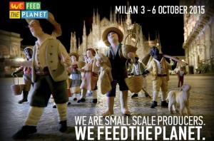 Il tarwi, protagonista in Italia all'evento Terra Madre Giovani 2015