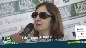 Filomena Albano è il nuovo Garante per l'Infanzia e l'Adolescenza