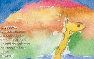 9 Rapporto di Aggiornamento sul monitoraggio della convenzione sui diritti dell'infanzia e dell'adolescenza in Italia