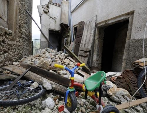 Insieme per ricostruire le storie – Terremoto Centroitalia 2016
