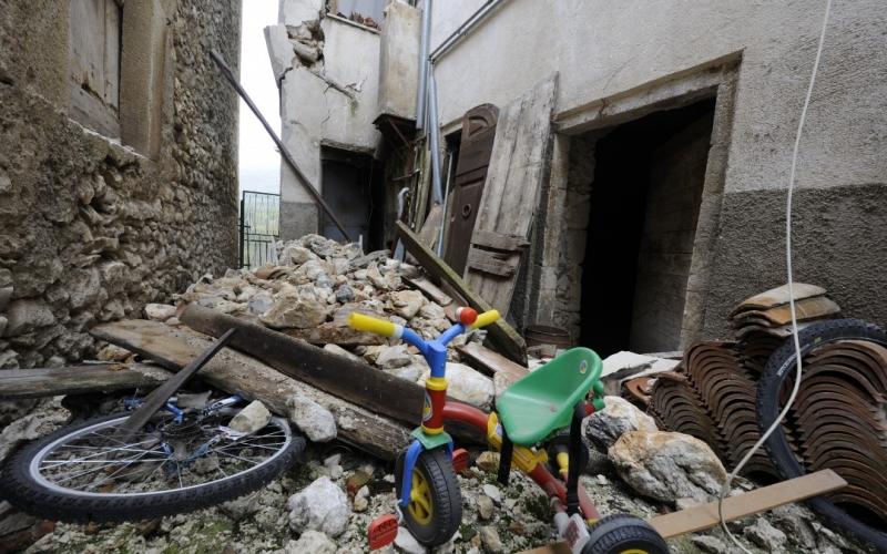 L'Albero della Vita per il terremoto in Centro Italia