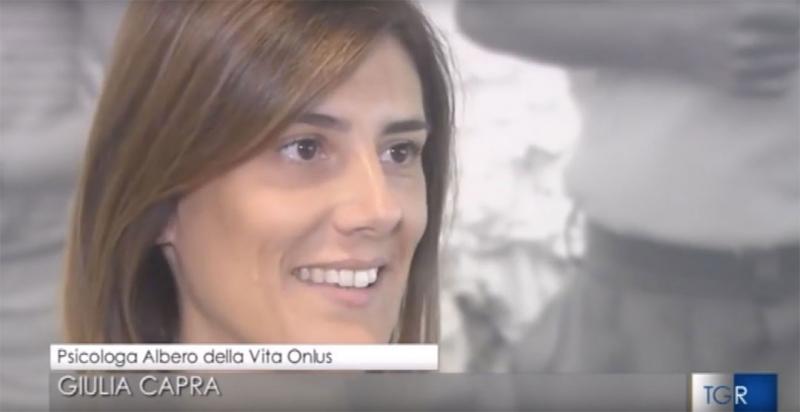 Giulia Capra - Psicologa de l'Albero della Vita