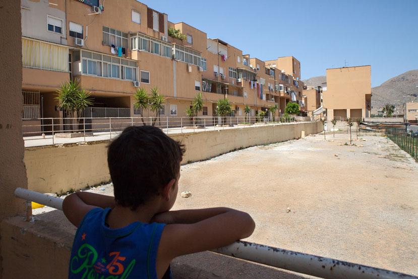 Programma contro la povertà In Italia - Varcare la Soglia