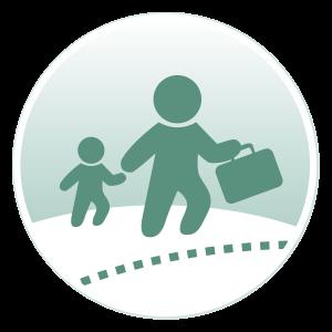 Area di intervento - Migrazione - L'Albero della Vita