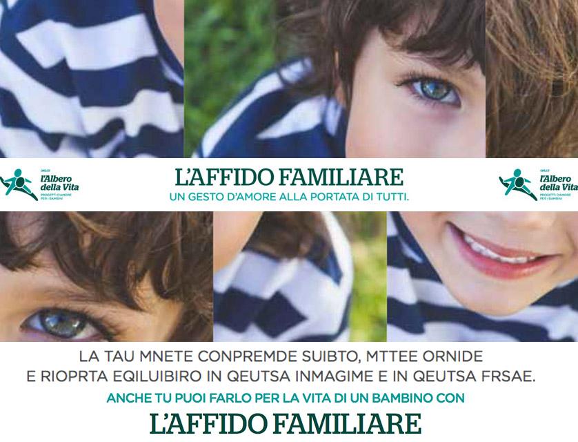 Affido Familiare Albero della Vita Milano