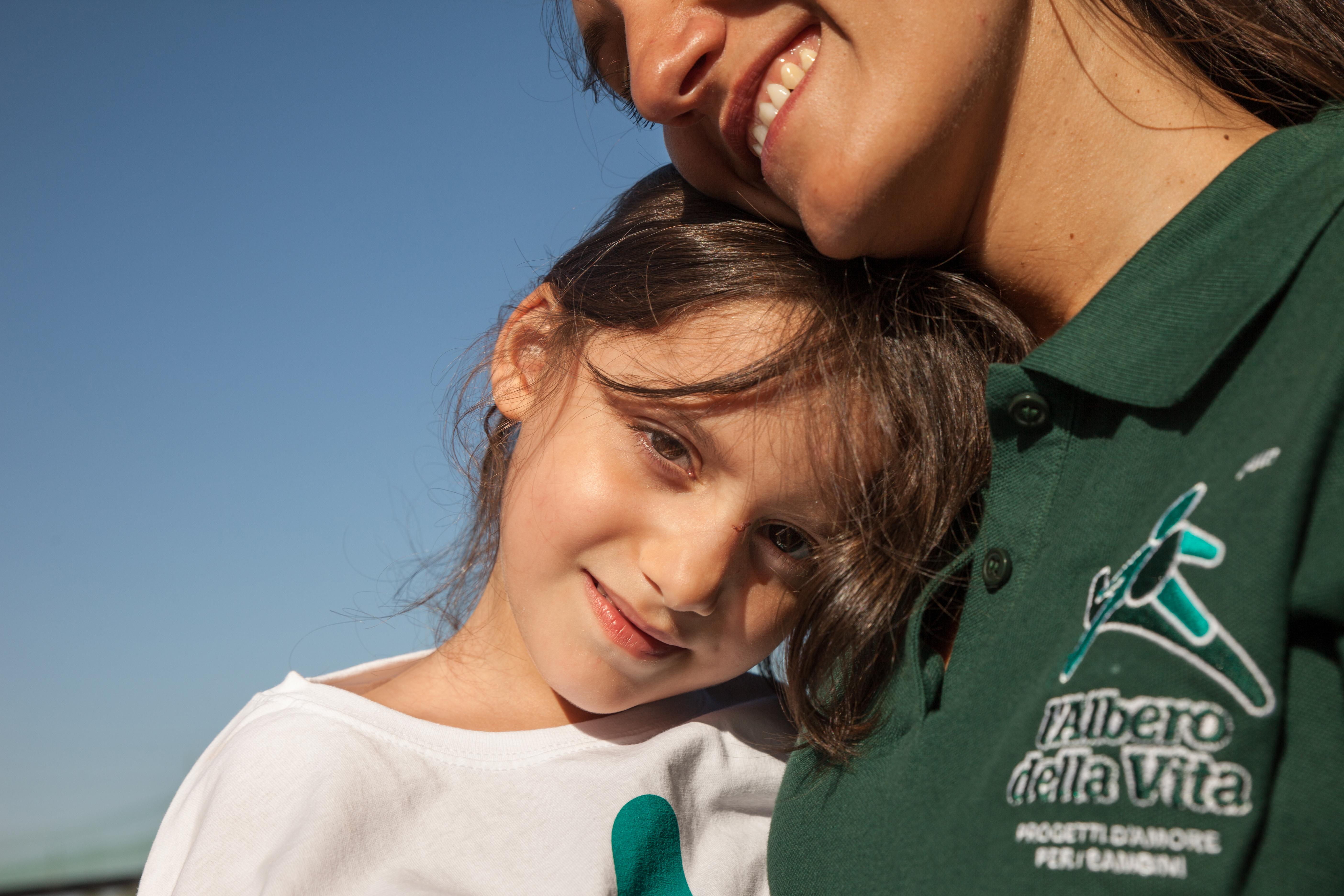 Albero della Vita educatore bambino