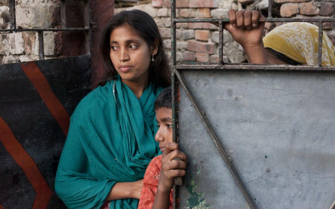 Contrasto al traffico di minori in India