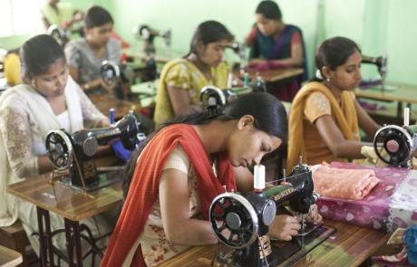 India, una sartoria tutta al femminile contro lo sfruttamento