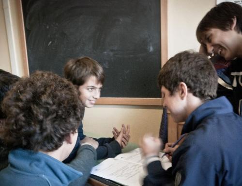 Reggio Emilia, Tutor en el idioma materno para ayudar a los estudiantes extranjeros