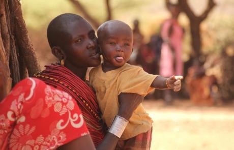 Sicurezza alimentare per i Samburu