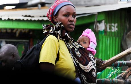 Un futuro per i bambini di strada di Nairobi