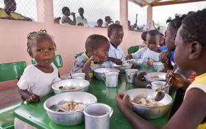 Una clinica per i poveri di Whaf Jeremie