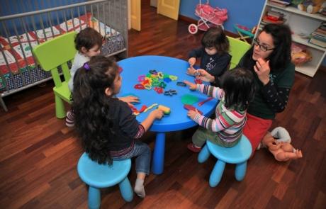 ZeroSei - Un nido speciale per bambini a Milano