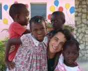 Bambini Haiti Bindu