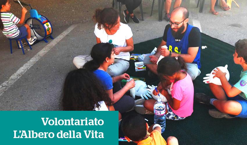 Volontariato Albero della Vita onlus Milano