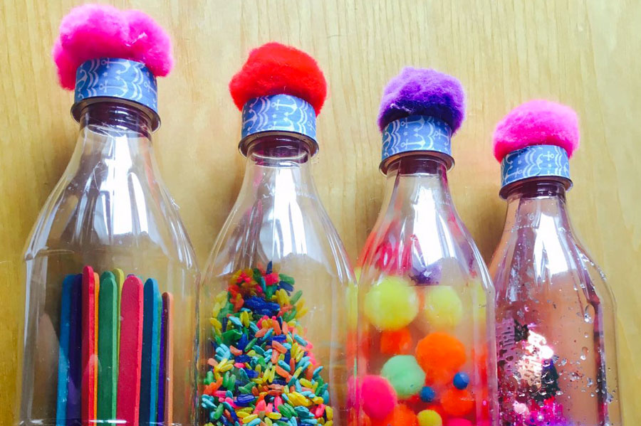 Bottigliette sensoriali - ZeroSei