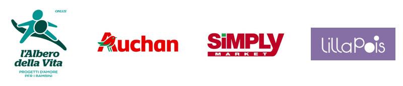 Partner Auchan Retail per contrastare la povertà in Italia