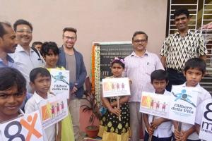 Step against Trafficking - Workshop di presentazione