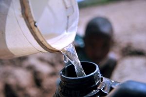 Acqua potabile Kenya