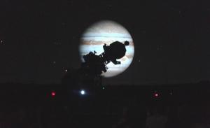 Linklaters con i Bambini di Varcare la Soglia al Planetario