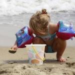 Bambini di ZeroSei al mare
