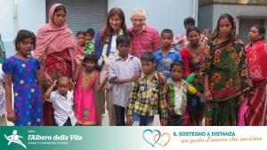 Sostenitori a Distanza in India