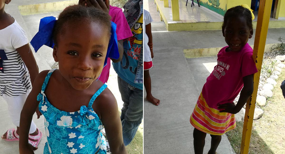 Visita di Idoia ad Haiti 2017