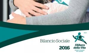 Bilancio Sociale Fondazione Albero della Vita