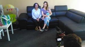 Intervista a Julia Elle su Affido Familiare