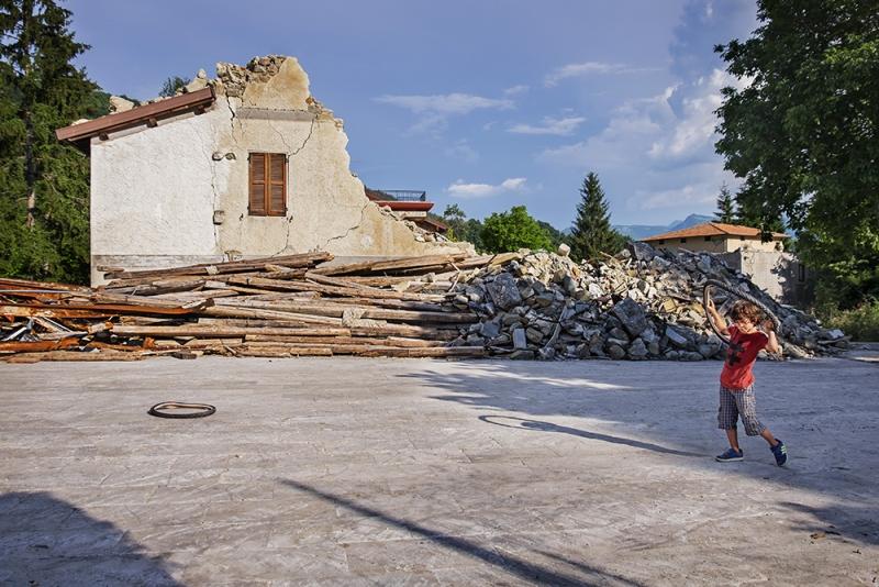Andrea - Storie del terremoto