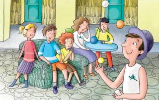 Storie illustrate - La Bussola