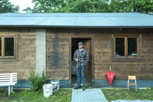 Paolina e Biagio casa - Storie del Terremoto