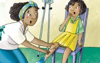Storie illustrate - Sostegno a Distanza Haiti