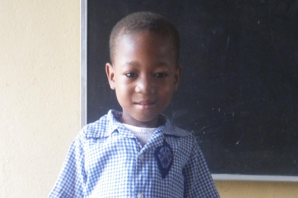 Wilguens Sostegno a Distanza Haiti