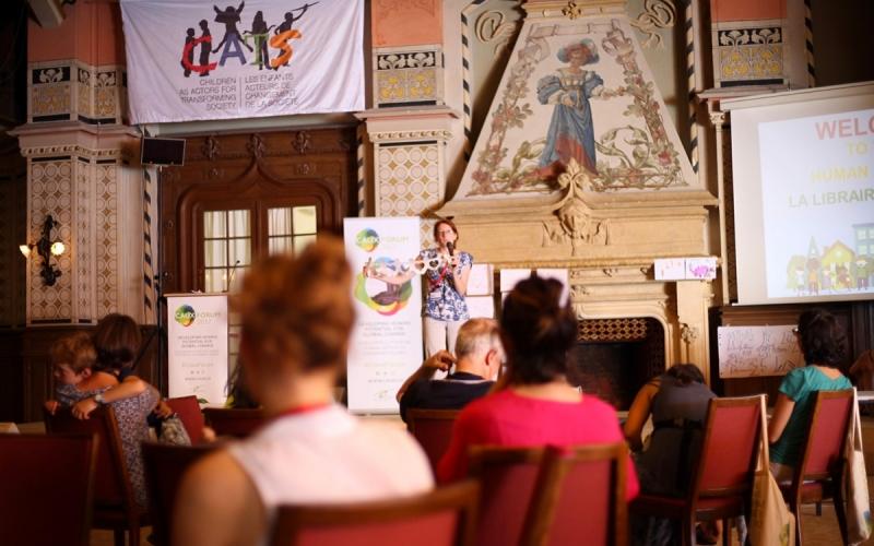 CATS 2017: l'evento mondiale dedicato alla partecipazione giovanile