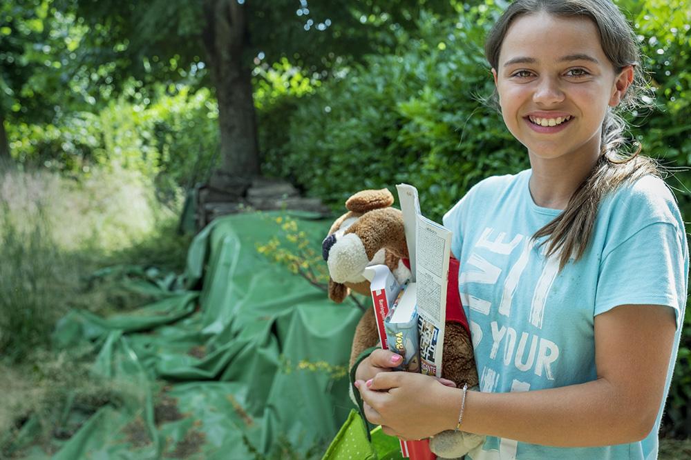 Beatrice e il suo orsetto - Storie del terremoto