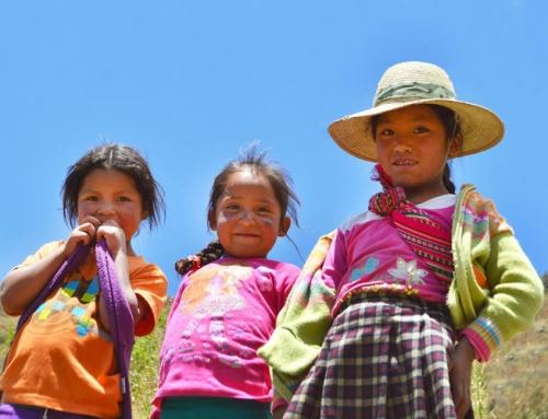Salute e benessere per bambini e donne incinta dell'Amazonia peruviana