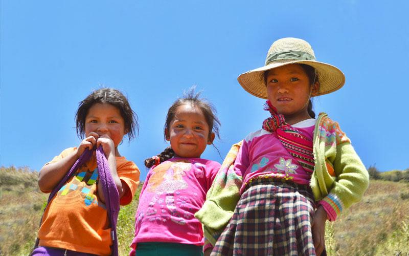 Tutti contro la violenza famigliare in Peru