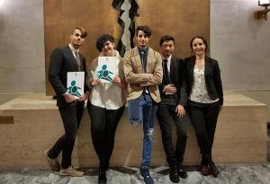 Piano Impresa e Diritti Umani: intervento dei nostri giovani volontari al MAECI