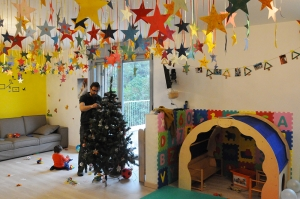 Natale in ZeroSei con i bambini
