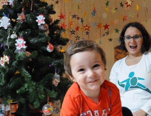Per Lorenzo sarà un Natale davvero speciale