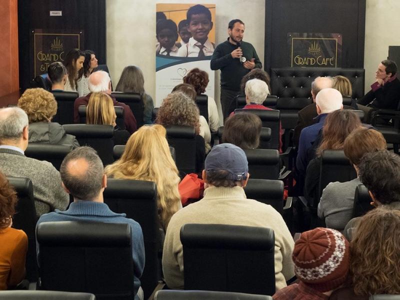 Evento SAD incontro con i sostenitori