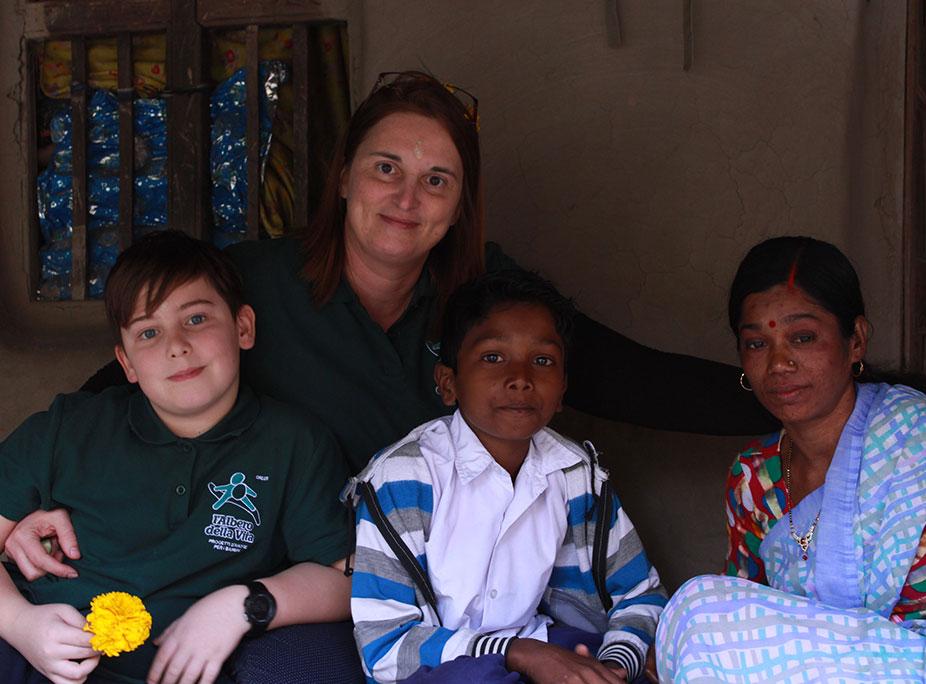Amici in India