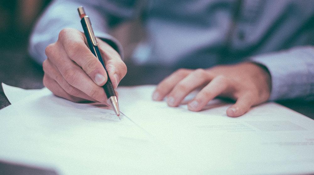 Firma testamento solidale