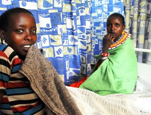 Ashaki, la storia di una mamma Samburu