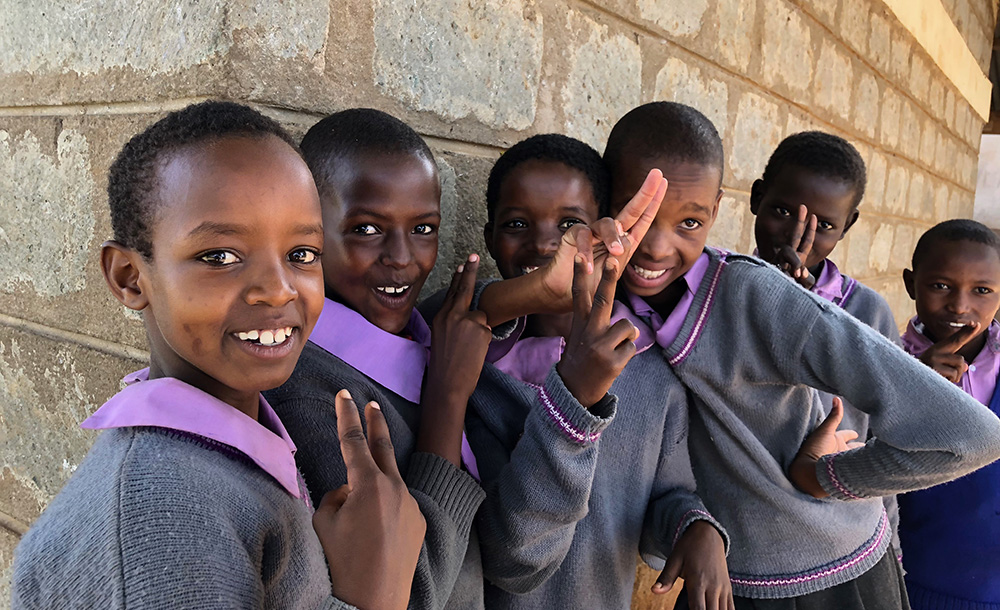 Affido Familiare Kenya